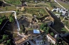 Citadelle de Blaye - Français:   Vue aérienne de la citadelle de Blaye