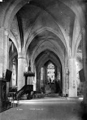 Eglise collégiale Saint-Emilion -