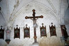 Eglise Saint-Roch de Saint-Sulpice - Français:   Église Saint-Roch de Saint-Sulpice-et-Cameyrac