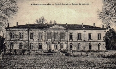 Château de Lamothe - This building is indexed in the base Mérimée, a database of architectural heritage maintained by the French Ministry of Culture,under the reference PA00084268 .