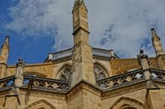 Cathédrale Notre-Dame - Cathédrale Sainte-Marie de Bayonne