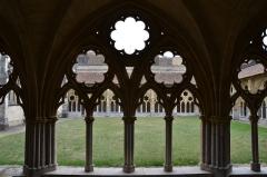 Cathédrale Notre-Dame - Cloître de la cathédrale de Bayonne