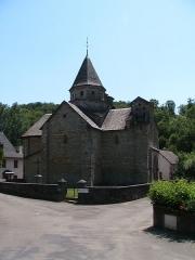 Eglise Saint-Blaise - English: Église de l'Hôpital-Saint-Blaise.