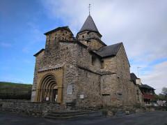 Eglise Saint-Blaise - Euskara: Ospitalepeko Dona Bladi eliza, Zuberoako ekialdeko mugan