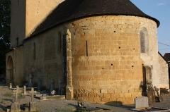 Eglise Saint-Pierre - Français:   Eglise de Lannecaube, Pyrénées Atlantiques