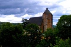 Eglise Saint-Girons - Français:   Iglesia de Monenh, Bearne, Eglise de Monein, Bearn
