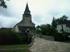 Eglise Saint-Michel - Euskara: Urdiñarbeko eliza