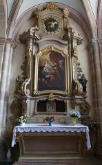 Eglise Saint-Pierre-et-Paul dite Sainte-Richarde -