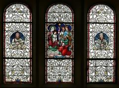 Eglise catholique des Saints-Innocents - Français:   Alsace, Bas-Rhin, Église des Saints-Innocents de Blienschwiller (PA00084626, IA00115160).  Verrières \