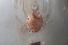 Ancien camp concentrationnaire de Natzweiler-Struthof, actuellement musée des Déportés - Camp de concentration de Natzwiller-Struthof à Natzwilleren France.