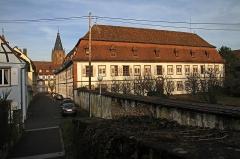 Hôpital Stanislas - Deutsch: Hôtel Stanislas in Weißenburg
