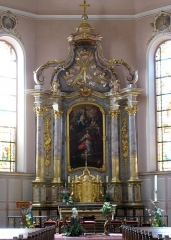 Eglise catholique Sainte-Marguerite -