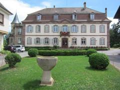 Ancien domaine de Windeck, dit Foyer de Charité - English: view from northwest