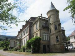 Ancien domaine de Windeck, dit Foyer de Charité - English: view from east