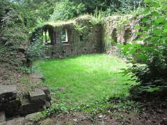 Ancien domaine de Windeck, dit Foyer de Charité - English: Altkeller Castle seen from east