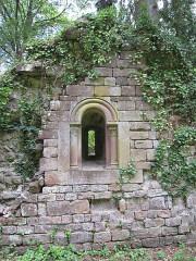 Ancien domaine de Windeck, dit Foyer de Charité - English: window
