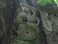 Ancien domaine de Windeck, dit Foyer de Charité - English: detail