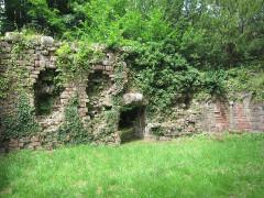 Ancien domaine de Windeck, dit Foyer de Charité - English: northern wall