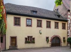 Hôtel de ville - English:   Town hall of Kaysersberg, Haut-Rhin, France