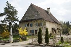 Ancien tribunal - Français:   Maison de 1542 Inscrit à l\'inventaire des Monuments historiques