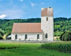 Chapelle Saint-Martin (chapelle du cimetière) - Français:   Eglise Saint-Martin-des-Champs