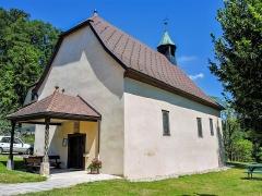 Chapelle Saint-Martin dite Hippoltskirch - Français:   chapelle Saint-Martin de Hippoltskirch
