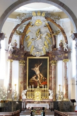 Eglise catholique Saint-Sébastien -