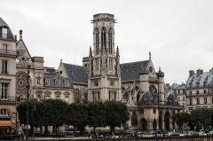 Eglise Saint-Germain-l'Auxerrois - Français:   L\'église Saint-Germain-l\'Auxerrois à Paris.