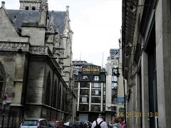 Eglise Saint-Germain-l'Auxerrois - Français:   Paris, France. EGLISE SAINT GERMAIN L\'AUXERROIS. (detail, 6) (PA00085796)