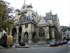 Eglise Saint-Germain-l'Auxerrois - Français:   Paris, France. EGLISE SAINT GERMAIN L\'AUXERROIS ( PA00085796)