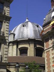 Eglise Saint-Roch - English: Saint Roch Dome, Paris