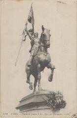 Statue de Jeanne d'Arc -