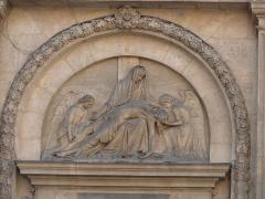 Eglise Sainte-Elisabeth - English: Sainte-Élisabeth-de-Hongrie's church, in Paris (Paris III, France)