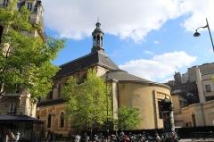 Eglise Sainte-Elisabeth - Français:   Église Sainte-Élisabeth-de-Hongrie, Paris.