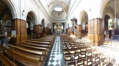Eglise Sainte-Elisabeth - Français:   Eglise Saint Elisabeth 1250 paris 75003