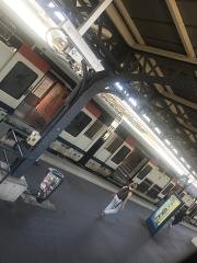 Gare de l'Est - Français:   Rer E Gare de l'est