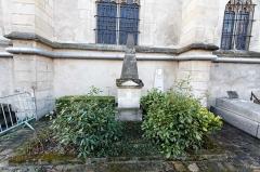 Cimetière Saint-Germain-de-Charonne -