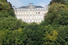 Château -   Vaux-le-Pénil Castle.