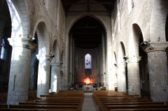 Eglise Saint-Nicolas - English: Saint-Nicolas church of Saint-Arnoult-en-Yvelines, France