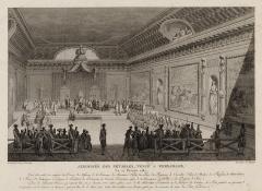 Domaine national : Hôtel des Menus-Plaisirs - Deutsch: Französische Notabelenversammlung von 1787 (Originalbildbeschreibung: