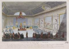 Domaine national : Hôtel des Menus-Plaisirs - French printmaker