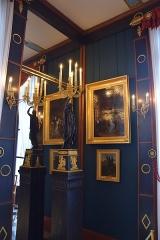 Domaine national de la Malmaison - Salon de musique - Château de Malmaison
