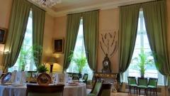 Anciens hôtels de Brienne et de Broglie, actuellement ministère de la défense - Salle à manger de l'Hôtel de Brienne, Paris, Journées européennes du Patrimoine 2016