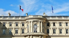 Hôtel du Ministère des Affaires Etrangères - This building is indexed in the Base Mérimée, a database of architectural heritage maintained by the French Ministry of Culture,under the reference PA00088723 .