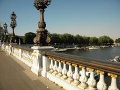 Pont Alexandre III - Français:   Paris, France. Pont Alexandre III (3) (PA00088798)