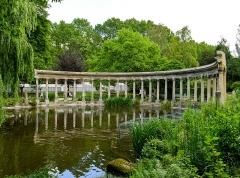 Parc Monceau -  Parc Monceau