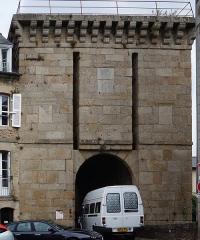 Remparts, tours et portes de la ville - Dinan la