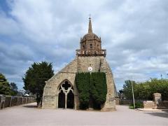 Eglise Saint-Jacques - Français:   Église Saint-Jacques de Perros-Guirec
