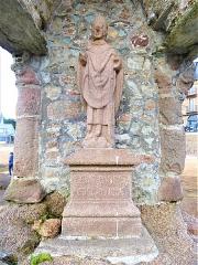Oratoire de Saint-Guirec, à Ploumanac'h - Français:   Oratoire de Saint-Guirec