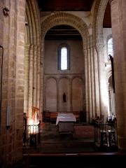 Eglise Saint-Pierre - Intérieur de l'église Saint-Pierre et Saint-Paul de Fouesnant (29).